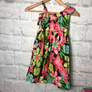 Carter's 6 bright floral dress